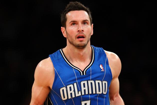 Magic Face a Tough Decision on J.J. Redick Before Feb. 21 Trade Deadline