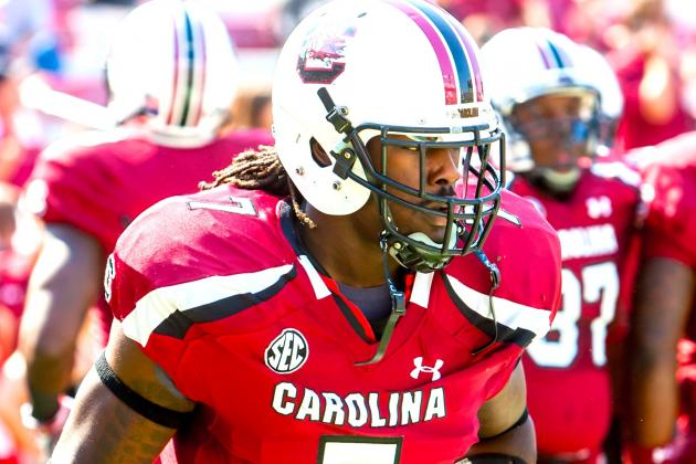Jadeveon Clowney Sitting Out 2013 College Football Season Would Be Ridiculous