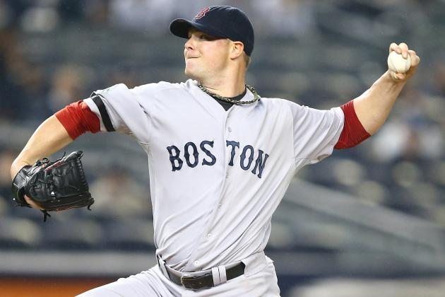 Boston Red Sox Pitchers Frequently Received Toradol Injections