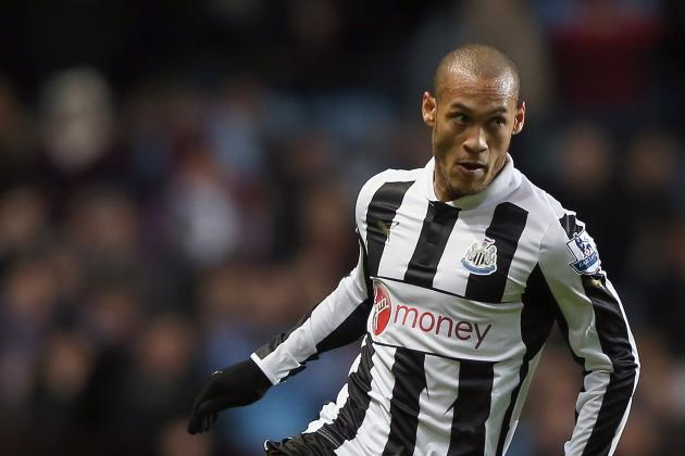 Newcastle Handed Gouffran Injury Boost