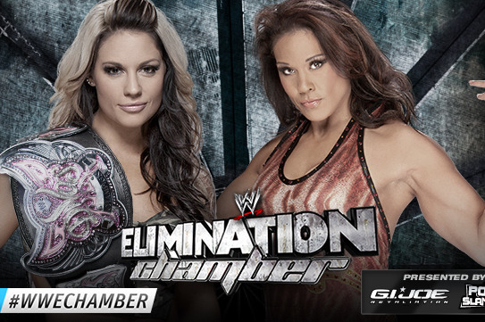 WWE Elimination Chamber 2013: Divas Championship Added to Sunday's PPV