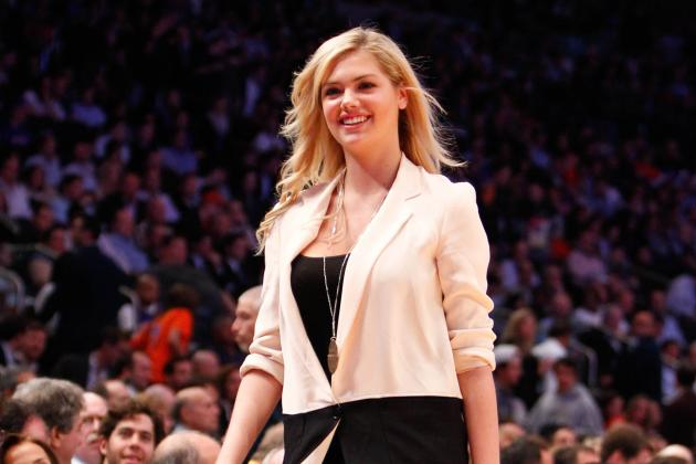 Twitter Reacts to Kate Upton Gracing Cover of SI's 2013 Swimsuit Issue