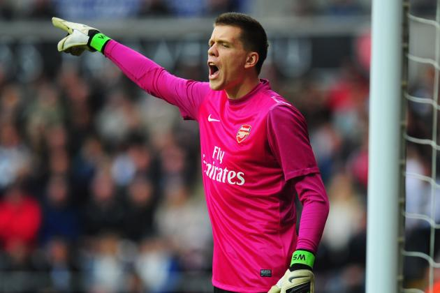 Arsenal Goalkeeper Wojciech Szczesny Still Searching for Top Form