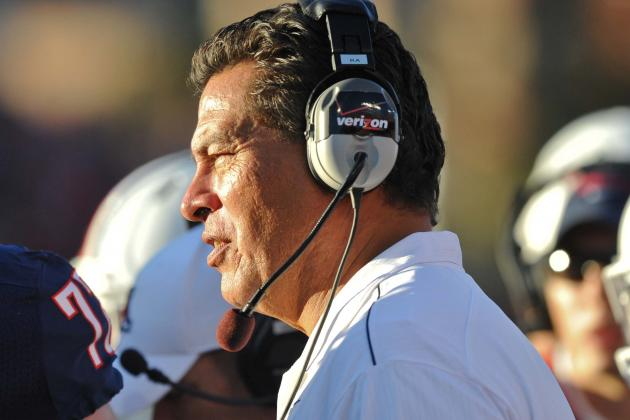 BYU's Robert Anae Says Cougars Must Be 'crystal Clear' About Coaching Hires