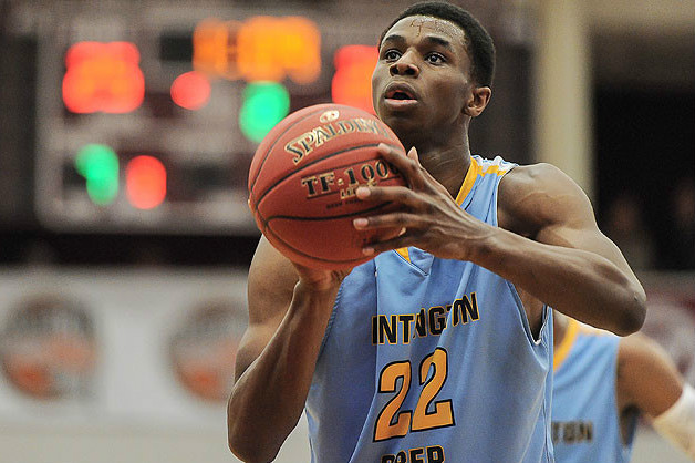 Andrew Wiggins Trims List, Sets Tentative Visit Dates