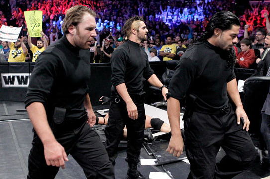 WWE Elimination Chamber Results: The Shield Defeats John Cena, Ryback, Sheamus