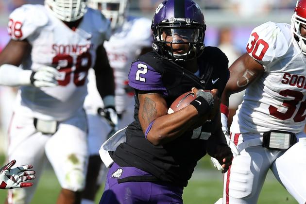 Trevone Boykin Deserves to Start for TCU in 2013
