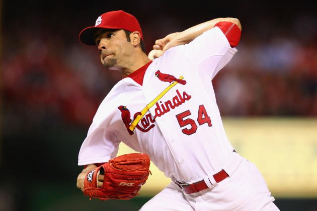 Workouts Begin with Garcia Set to Throw for Matheny
