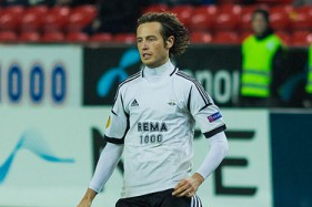 Diskerud Signs Two-Year Deal with Rosenborg
