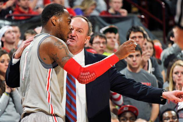 Ohio State Men's Basketball Loss Shows Shift in Big Ten Power Structure