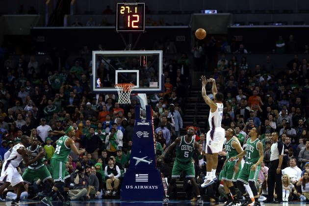 Ramon Sessions' Jumper Snaps Celtics Win Streak (VIDEO)