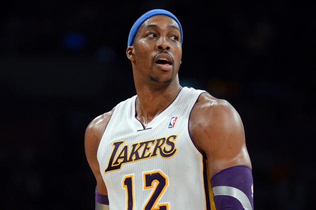Dwight Howard's Complaining Is Another Unnecessary Distraction for LA Lakers