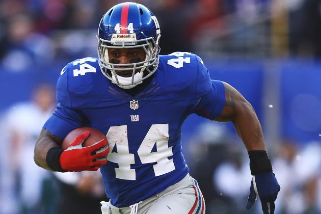 Ahmad Bradshaw's Thinking About the Jets