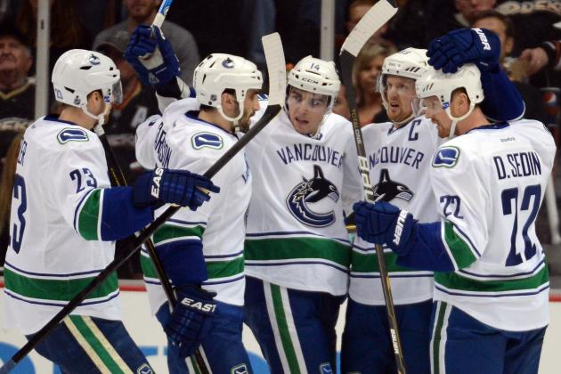 Canucks, Sportsnet Agree to 10-Year Extension