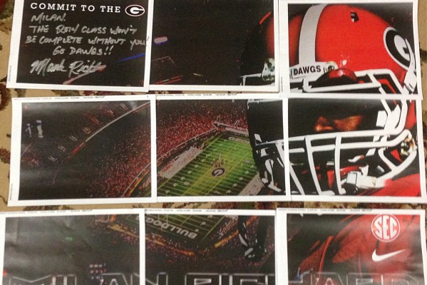 Georgia Smart to Send Recruiting Puzzle to Herschel Walker's Nephew, Others
