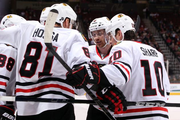 Great Home Record Needed to Legitimize Blackhawks as Stanley Cup Contenders