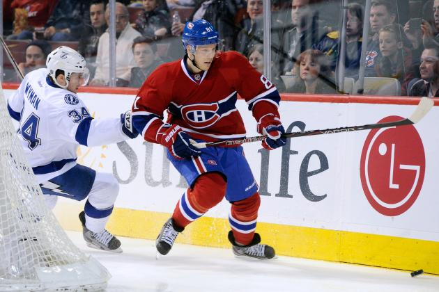 Game Preview - Canadiens - Lightning - February 12, 2013