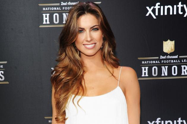 Katherine Webb's Auburn-Alabama Outfit Is an SI Swimsuit Edition Highlight