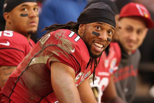 Trading Larry Fitzgerald Makes No Sense for Arizona Cardinals