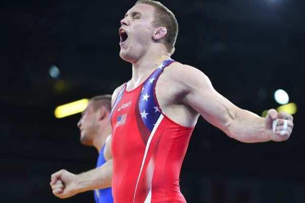 Olympics Drop Wrestling