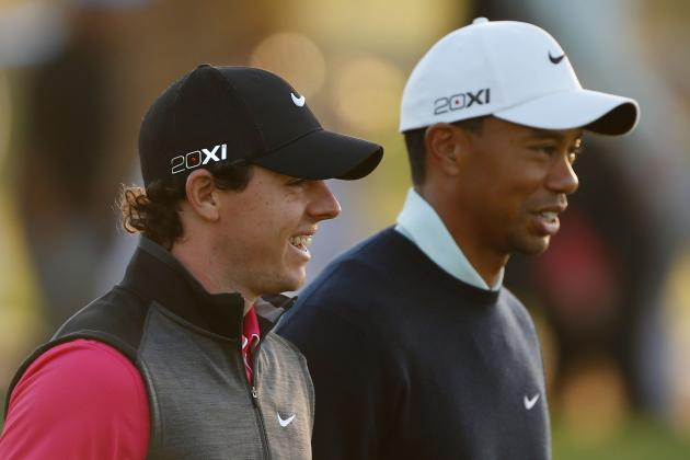 Tiger Woods and Rory McIlroy Headline 2013 Honda Classic Tournament