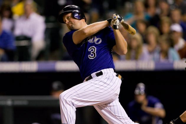 Cuddyer's Motto for Rockies: 'Beat Their Butts'