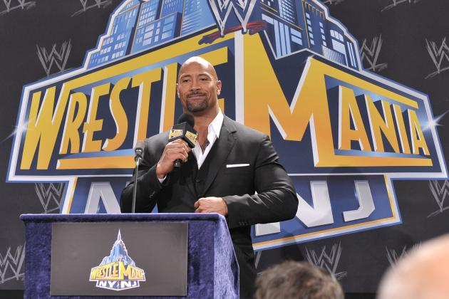 The Rock's Reported Resentment from WWE Superstars and Officials Is Asinine