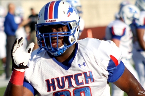 Which SEC Team Holds Edge for Stud JUCO DT Toby Johnson?