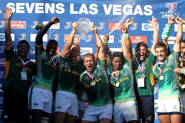 IRB Sevens Series Results: Leaving Las Vegas