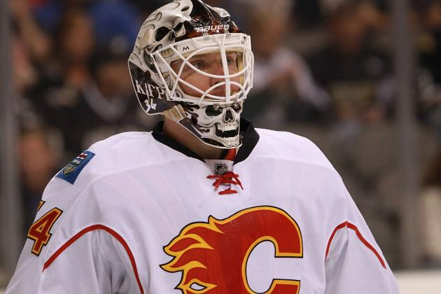 Miikka Kiprusoff Expected to Miss 2 Weeks