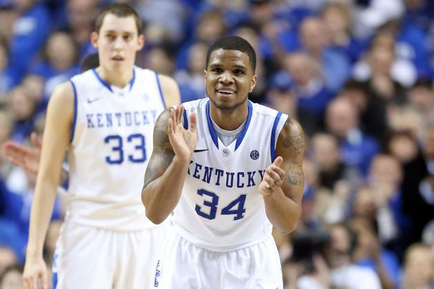 Kentucky vs. Florida: Why Wildcats Are Ready for Major Upset