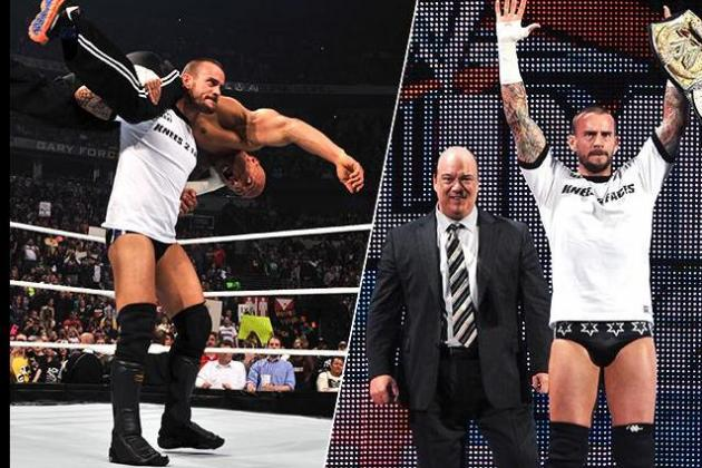 Paul Heyman: When Will He and Brock Lesnar Turn on CM Punk?