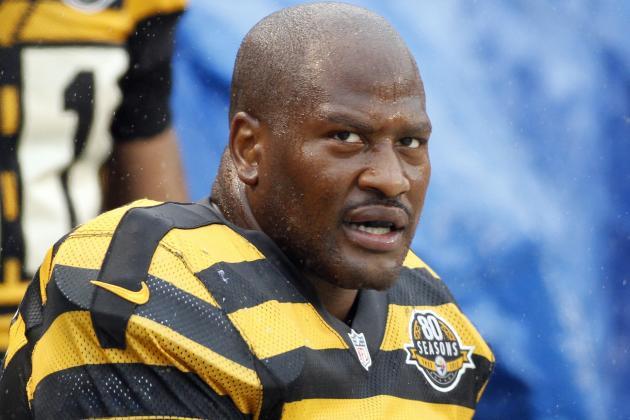 Harris: Cheaper to keep Steelers' Harrison