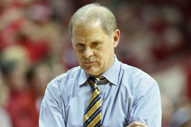 Michigan Basketball Notebook: Wolverines Need to Play After 'Humbling' Loss
