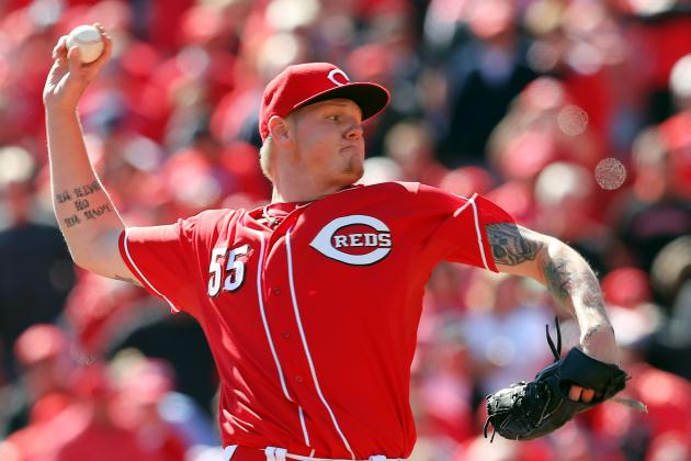 Reports: Reds, Latos Agree to 2-Year Deal to Avoid Arbitration