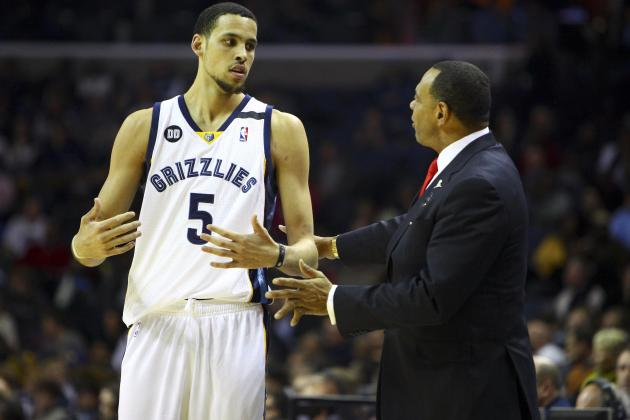 Grizzlies Austin Daye Making Shots, Creating Space for 'Horses Down Low'