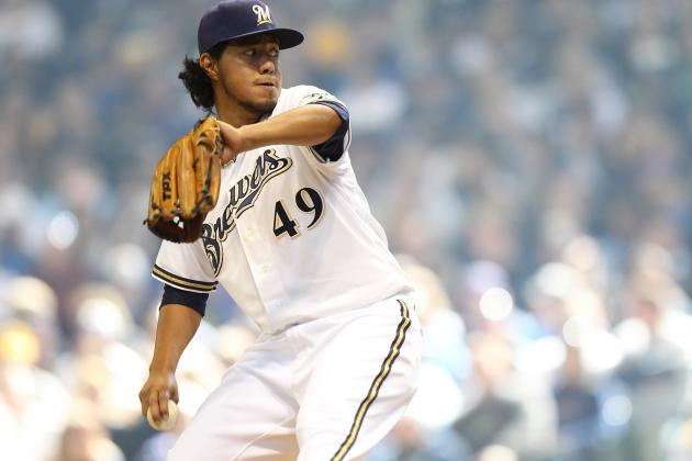 Why Gallardo Will Be an All-Star for the Milwaukee Brewers in 2013