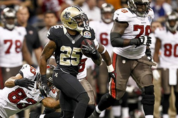 Safety Rafael Bush Re-Signs with New Orleans Saints