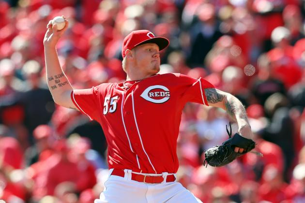 Report: Reds, Latos Agree to Two-Year/$11.5M Deal