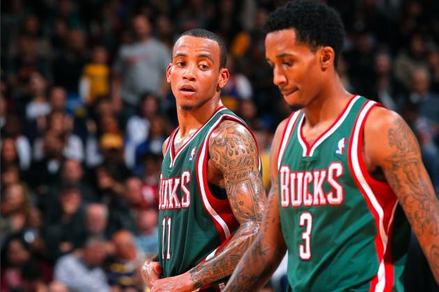 Milwaukee Bucks Need to End the Brandon Jennings-Monta Ellis Experiment