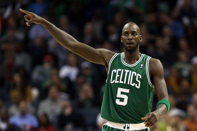 LA Clippers Must Not Pursue Kevin Garnett