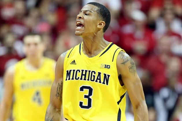 Trey Burke and Keith Appling Take Center Stage in Intriguing Point Guard Matchup