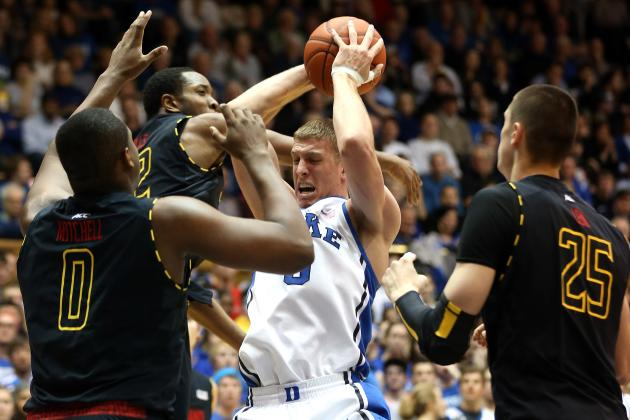 Duke Game Contains Added Intrigue for Terrapins