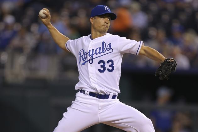 Kansas City Royals: Jeremy Guthrie Is the Key to a Successful 2013 Season