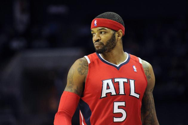 NBA Rumors: Josh Smith, Kris Humphries and Latest Hardwood Buzz