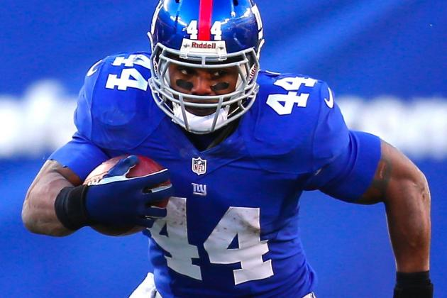 Former Giants Star Ahmad Bradshaw Expresses Interest in Cross-Town Rival Jets