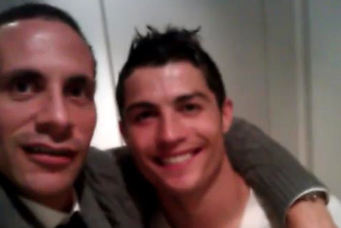 Facebook: Rio Still Wants to Beat Old Friend Ronaldo