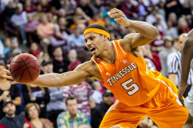 Jarnell Stokes Named SEC Player of the Week