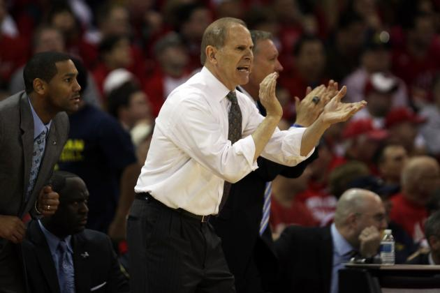 Michigan's John Beilein Doesn't Hate Michigan State, But...