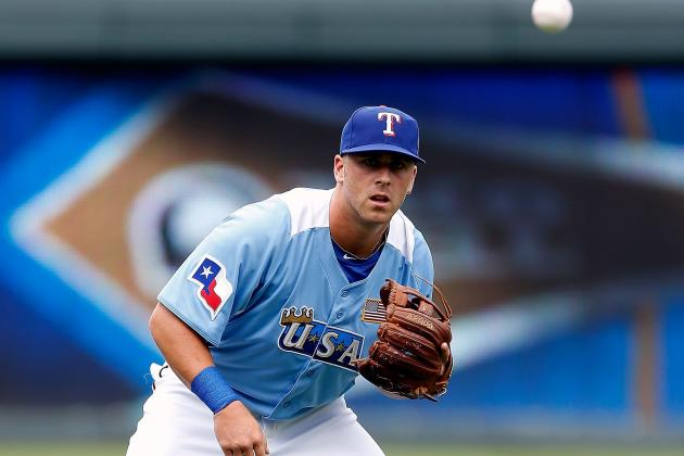 Mike Olt Looking to Improve Outfield Skills